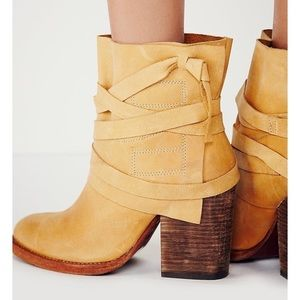 Free People Royal Rush ankle boots