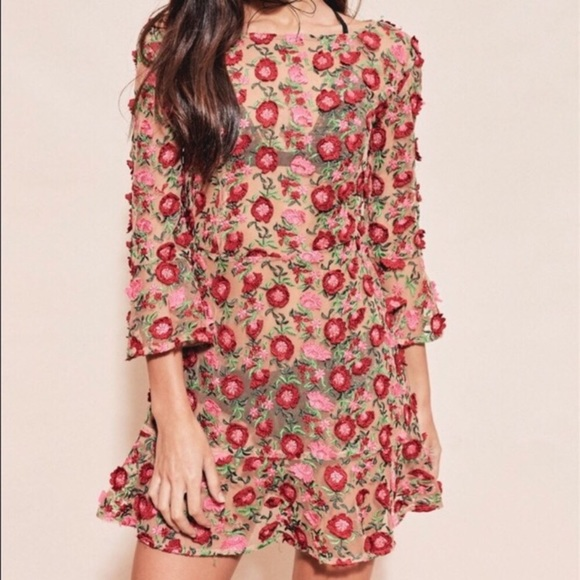 For Love And Lemons Dresses & Skirts - For Love and Lemons Amelia swing dress