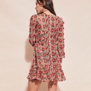 For Love And Lemons Dresses - For Love and Lemons Amelia swing dress