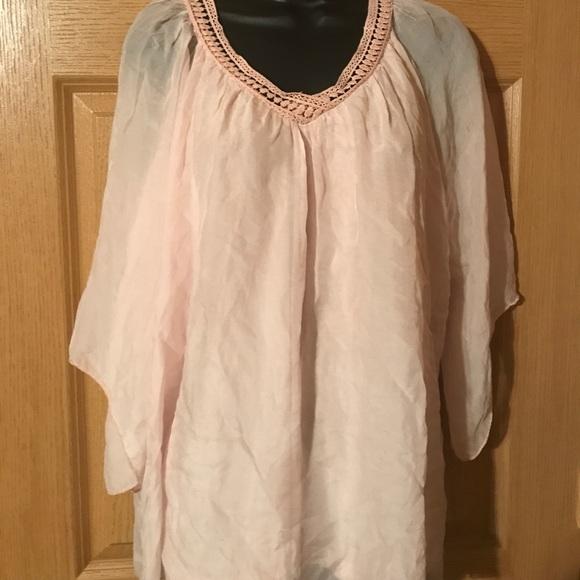 8e37a8e20fc39 Elena Baldi-100% silk shirt