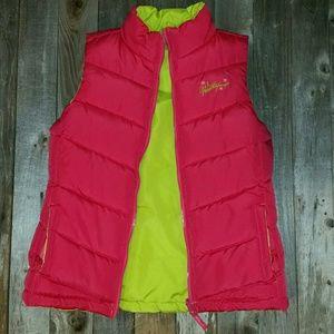 Reversable Weatherproof vest