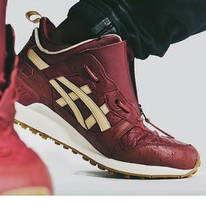 Asics x Extra Butter x Ghostface collab sneaker