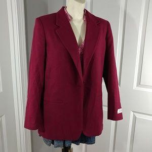 Vintage Sag Harbor Woolen Blazer Sz10