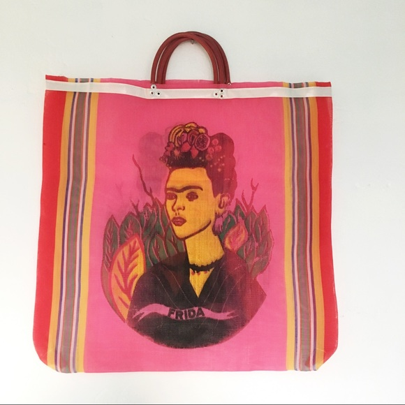 Tote Bag - FRIDA by VIDA VIDA