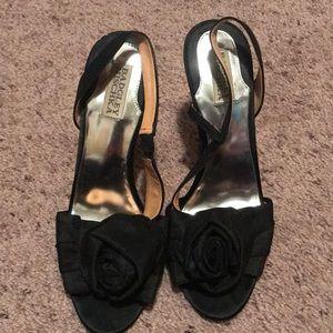 Badgley Mischka - Lanah sling back heel size 8 1/2