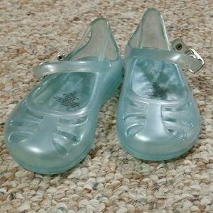 Old Navy toddler girl jelly shoes
