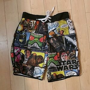 Other - Men's Star Wars swim trunks