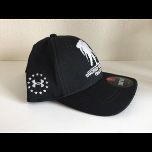 b658be17ab594 Under Armour Accessories - Under armour wounded warrior project SnapBack hat