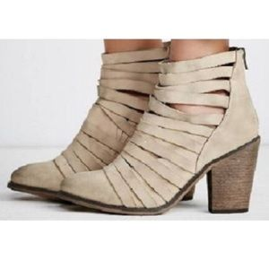 Free People Hybrid Heel Boot NEW