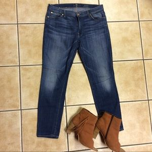 7 For All Mankind Ankle Pants!