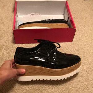 New Glister Platform Sneaker(sim Stella McCartney)