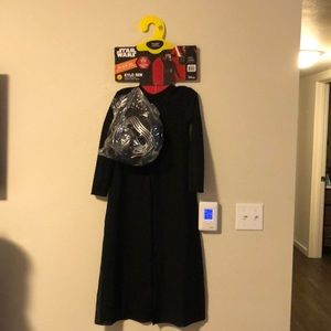 Unopened Kilo REN Star Wars costume