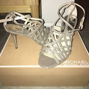 Michael Kors heels NEW