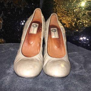 Beautiful pair of Lanvin Ballerina wedges