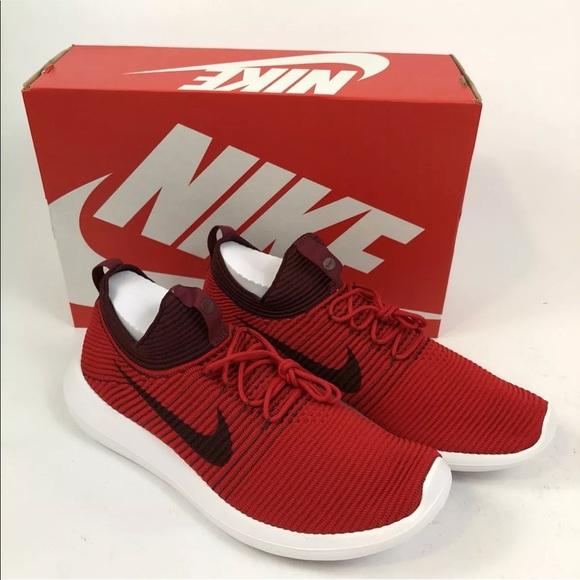 77e1af1900d9f Nike Roshe Two Flyknit V2 Running Shoes 918263 600