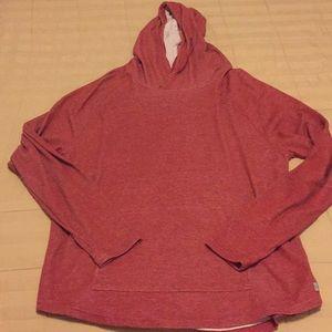 On The Byas long sleeve hoodie (Mens XL)