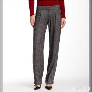 💫Size 4 Alice + Olive Herringbone Hart Fit Pants