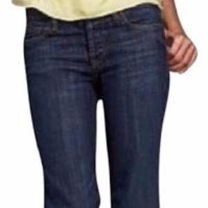J.crew Boyfriend Cut Jeans in Blue SIZE 12P