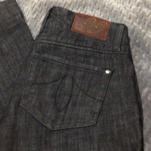 NWT ANTHROPOLOGIE WIDE-LEGGED JEANS!!