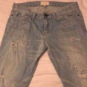 Current/Elliott Bellbottom Jeans- 29