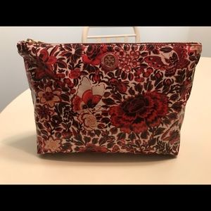 Tory Burch brand new large cosmetic/travel bag