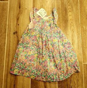 Zara baby NWT floral dress