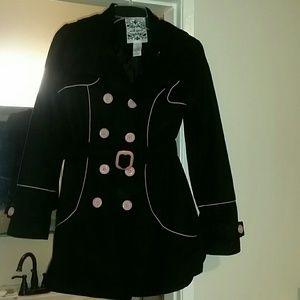 Long and flattering coat