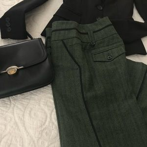 Anthropologie Leifsdottir Winter Pants