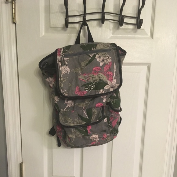 Fox Bags Racing Backpack Poshmark