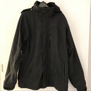 "Marmor Men's ""Ridgetop Component"" Black Jacket"