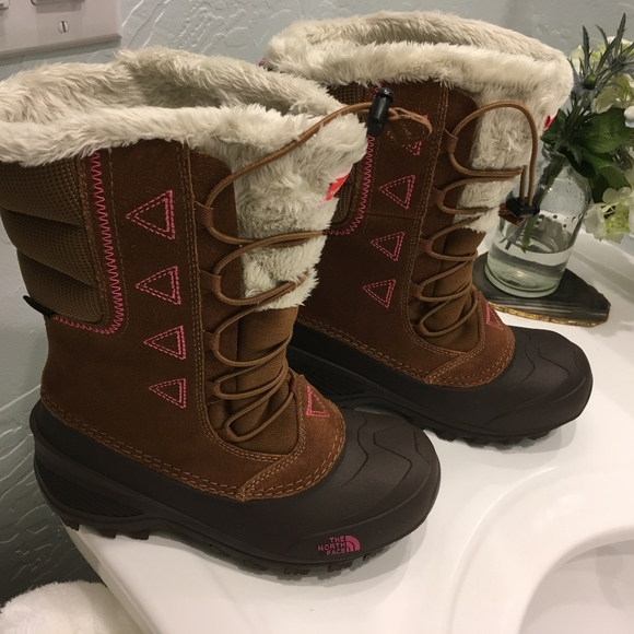 ba88eacdd The North Face Girls Shellista Lace II Winter Boot