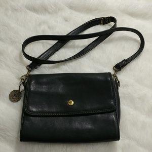 Vintage ELLINGTON crossbody Leather bag