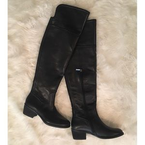 Vince Camuto baldwin over the knee boots