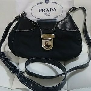 Authentic Prada Small Crossbody