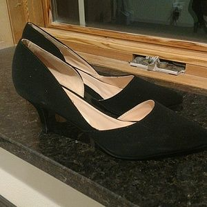 Women's Black High Heels