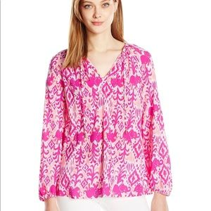 Lilly Pulitzer Willa top 🎀
