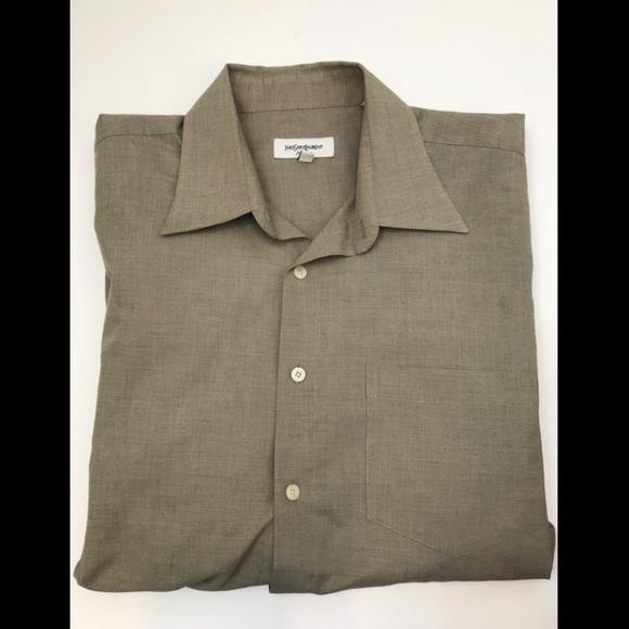cbf8856a Yves Saint Laurent Shirts | Pour Homme Dress Shirt | Poshmark