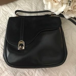 Gucci Collectors See This Vintage Suede & Leather