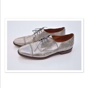 Madewell Serge oxfords