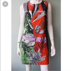 Clover canyon secret garden dress XS