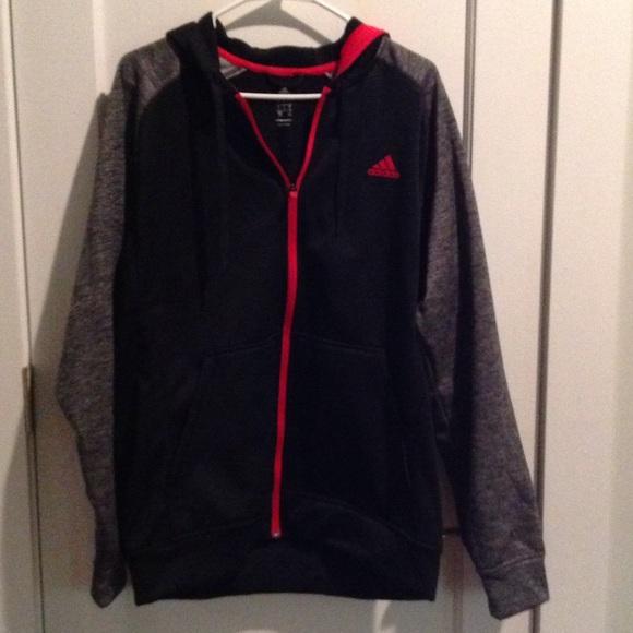 Men's Adidas Climawarm zip up hoodie NEVER WORN!