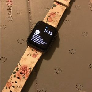 Accessories - Apple watch band floral