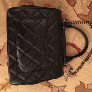 CHANEL Bags - Chanel Flap bag with gold bar