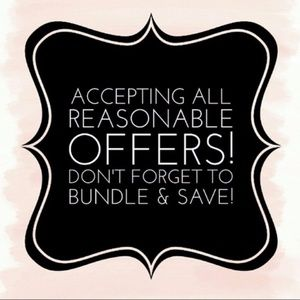 Make an Offer or for best deal ~ Bundle and Save!