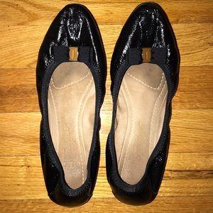 Womens Ferragamo Ballet Flats