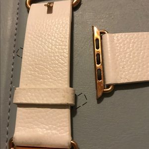 Accessories - Ivory Apple watch band