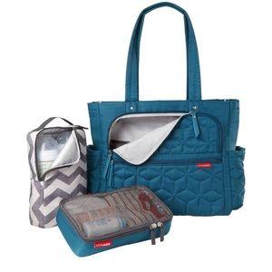 Skip Hop Forma Pack and Go Diaper Bag