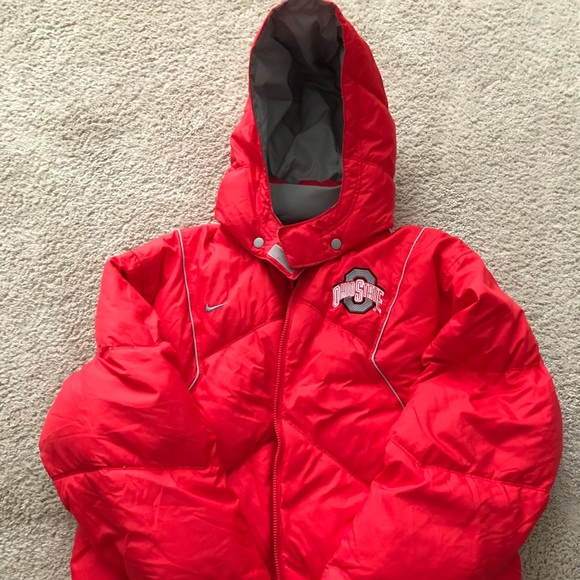 Nike Feather Down Winter Coat