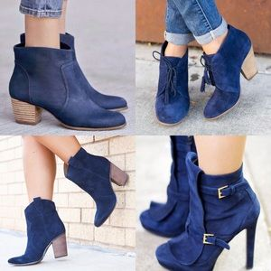 Shoes - ANKLE BOOTS STYLE BOX (1 PAIR)