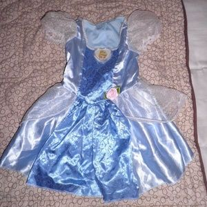 Disney Cinderella Dress Costume SIze XS 4